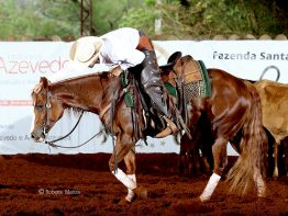 Olavo Nogueira e Peptosmartboon no Derby Classic ANCA 2017