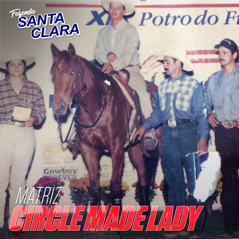 Circle Made Lady